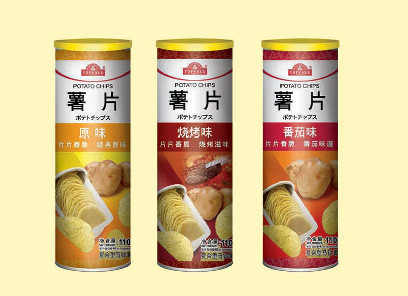 JUSCO Compound Potato Chips